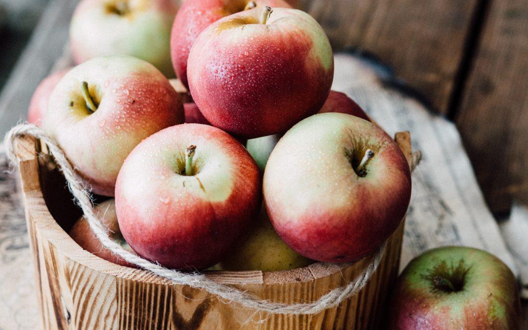 Äpfel: Lagerung & Verwertung
