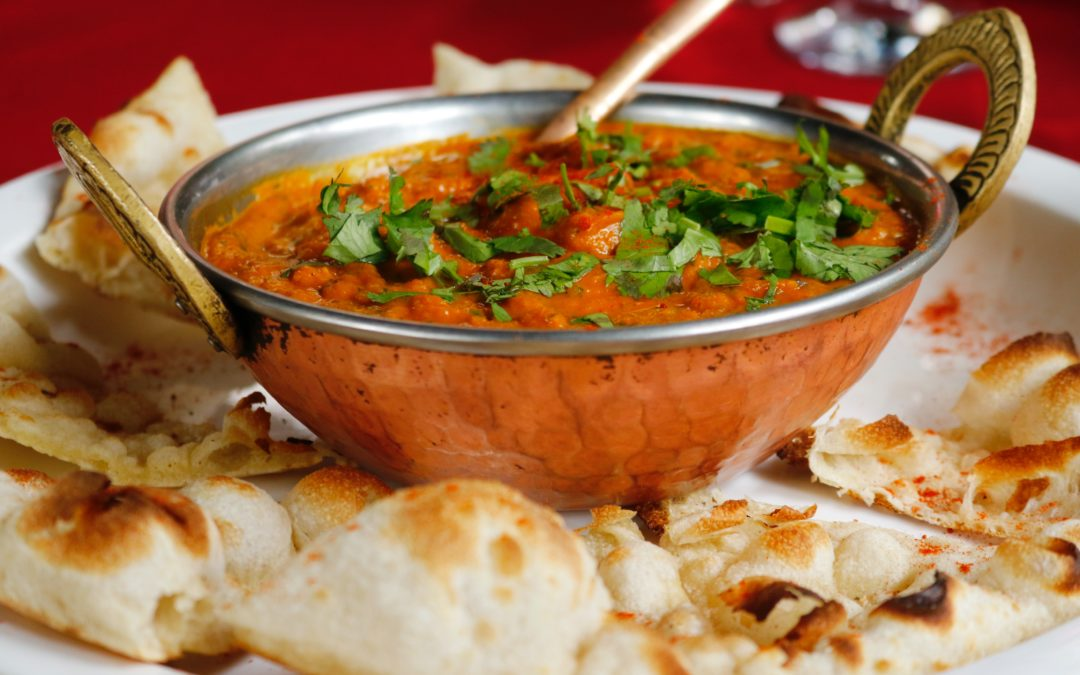 Dāl – indische Linsensuppe aus roten Linsen und Kokosmilch