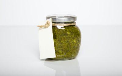 Möhrengrün-Pesto – schnell und kostengünstig