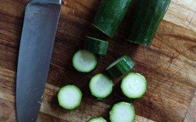 Zucchini lagern, verwerten und haltbar machen