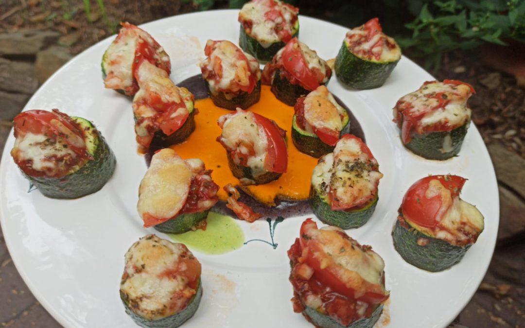 Zucchini- Pizza- Happen