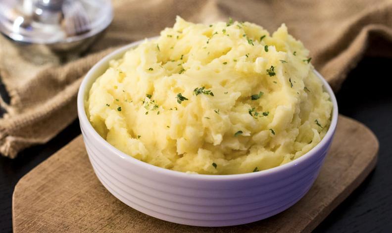 Cremiger Kartoffelbrei