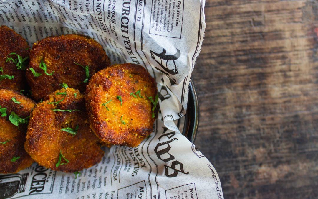 Oma´s Reibekuchen – klassische Kartoffelpuffer schnell gemacht