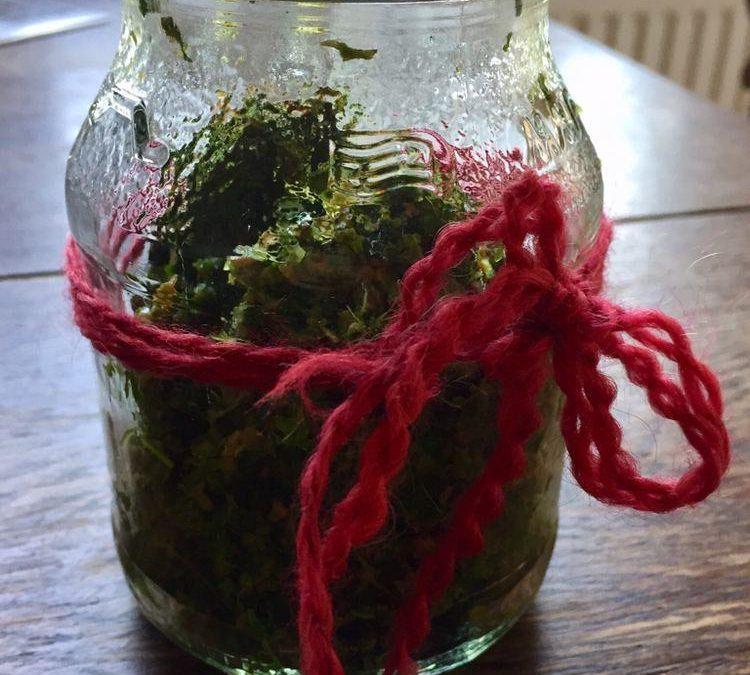 Gemüsebrühe- einfach selbst gemacht