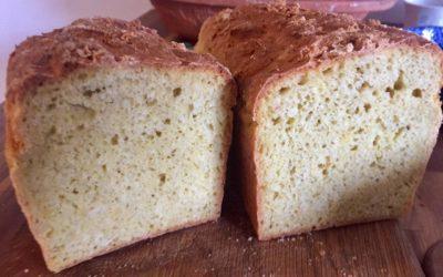 Blitzschnelles Brot selbstgemacht