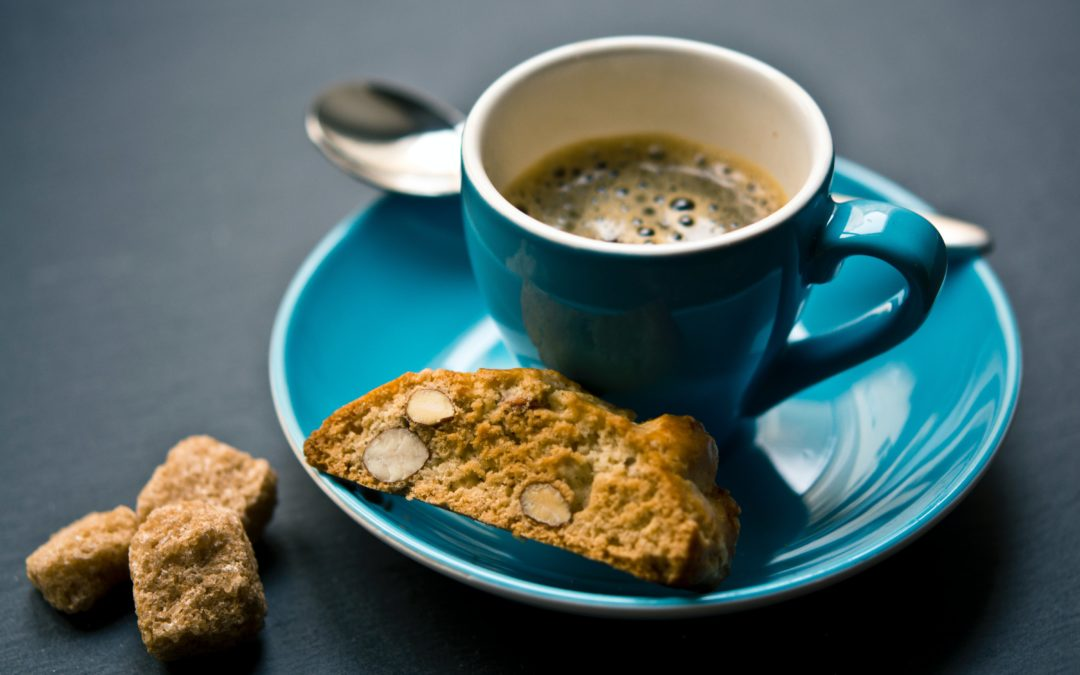 Cantuccini: Italienische Mandelkekse einfach selbst gemacht