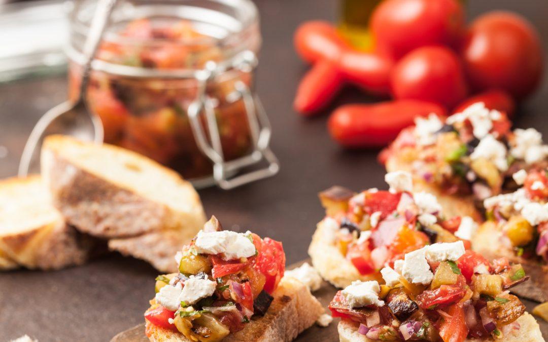 Tomaten selber trocknen & einlegen