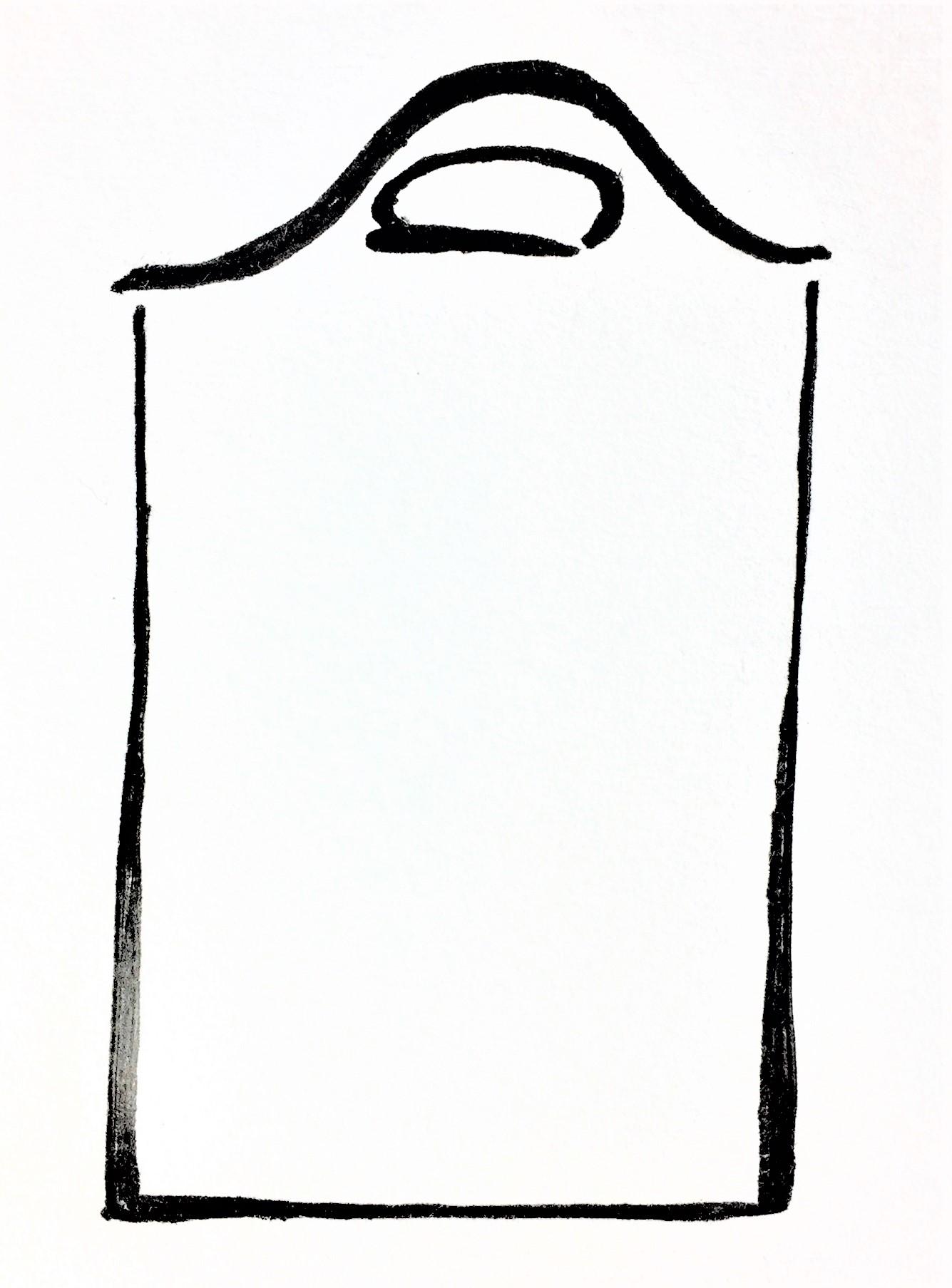 Zeichnung Topf
