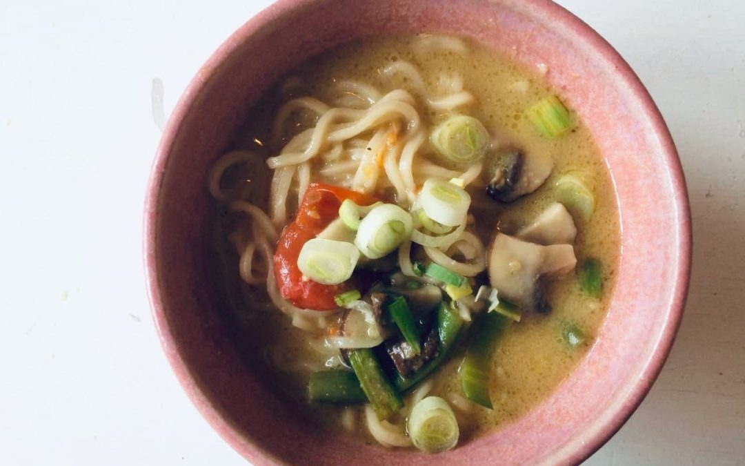 Fixes Thai-Gemüse-Süppchen
